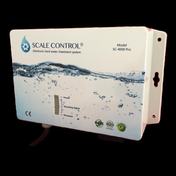 Hardwaterbehandelsysteeem SC4000 Pro